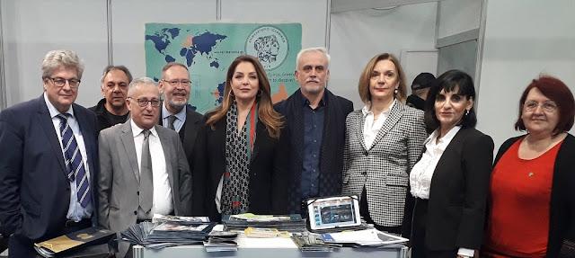 Το Επιμελητήριο Θεσπρωτίας στην Διεθνή Έκθεση Τουρισμού Ferien-Messe Wien 2020