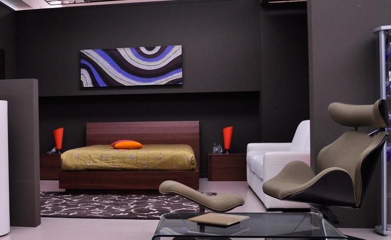 Dormitorios con paredes negras dormitorios con estilo - Decoracion de paredes colores ...