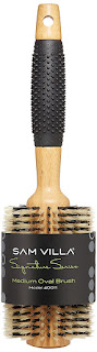 Best Boar Bristle Brush by SamVilla