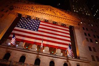 effectenbeurs van Wall Street