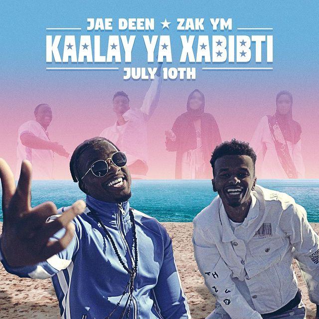 MUSIC : JaeDeen & Zak YM - KAALAY YA XABIBTI