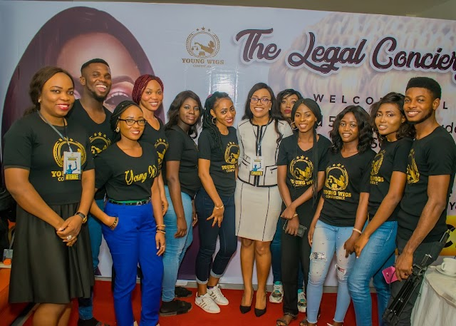 [See Photos] Excerpts from the Young Wigs Conference 2019, Lagos Edition