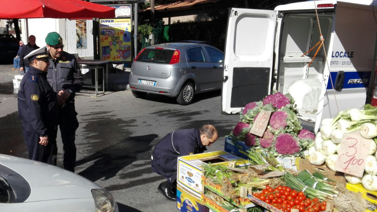 Controlli della Polizia sul territorio catanese