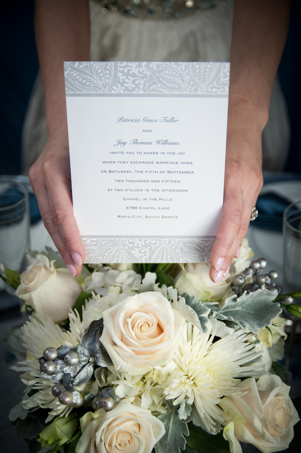 Things Festive Weddings Events Wedding Styled Shoot In Silver