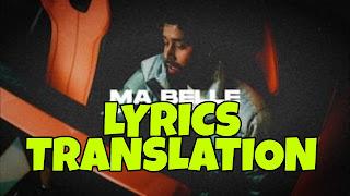 Kinj Kara Tareef Tere Chehre Di Lyrics in English | With Translation | – AP DHILLON