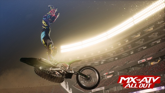 MX vs ATV All Out Repack PC Free Download Screenshot 1