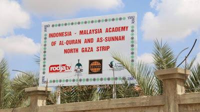 kaum muslimin Palestina