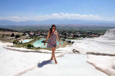 Wisata Di Pamukkale, Turki