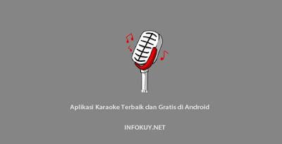 Aplikasi Karaoke Terbaik 2021 dan Gratis di Android