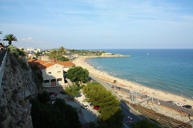 Tarragona, Miracle, Playa