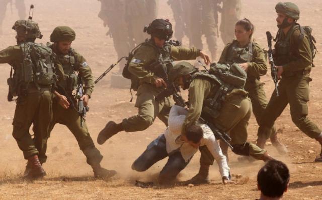 ISRAEL TEM O DIREITO DE EXISTIR?
