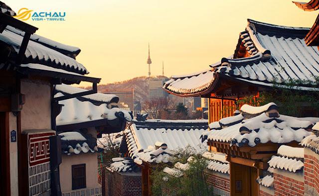 Những nét độc đáo của ngôi làng cổ Bukchon Hanok4