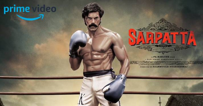 Sarpatta Parambarai Movie Review in 3Movierulz