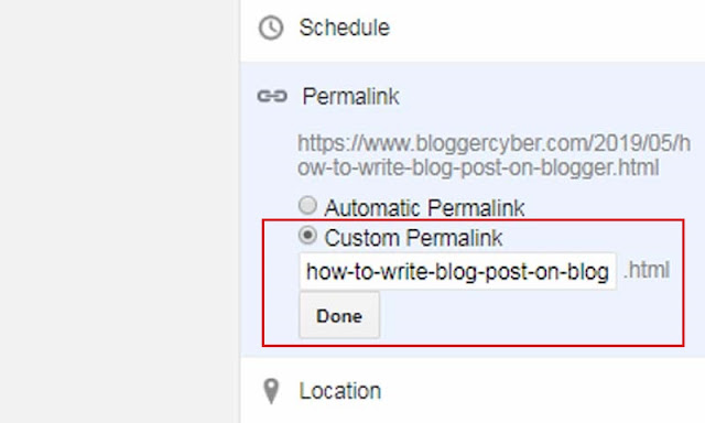 How to write a Blog Post on Blogger? A complete guide for beginners