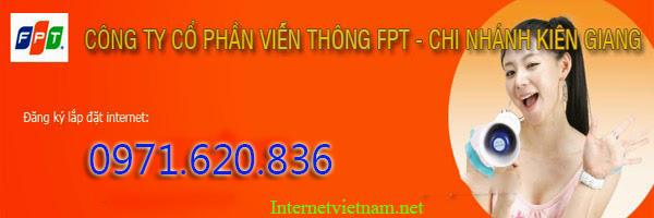 đăng ký internet fpt phường Vĩnh hiệp, rạch giá
