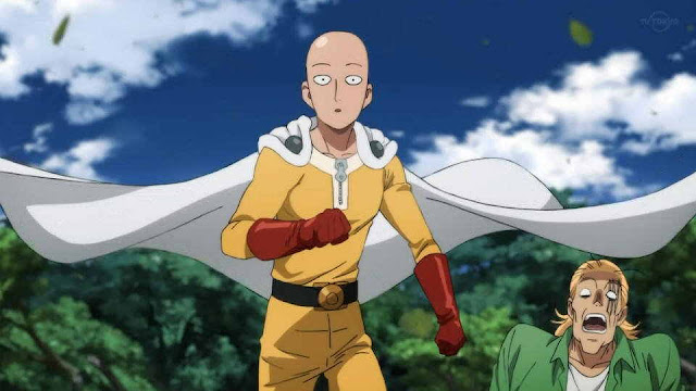 One Punch Man Season 2 - Episode 12