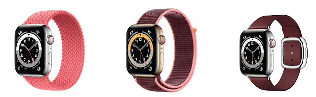 apple watch os series 6 min