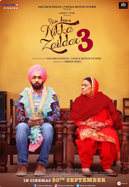 Nikka Zaildar 3 2019 Full Movie Download In HD DvDRip