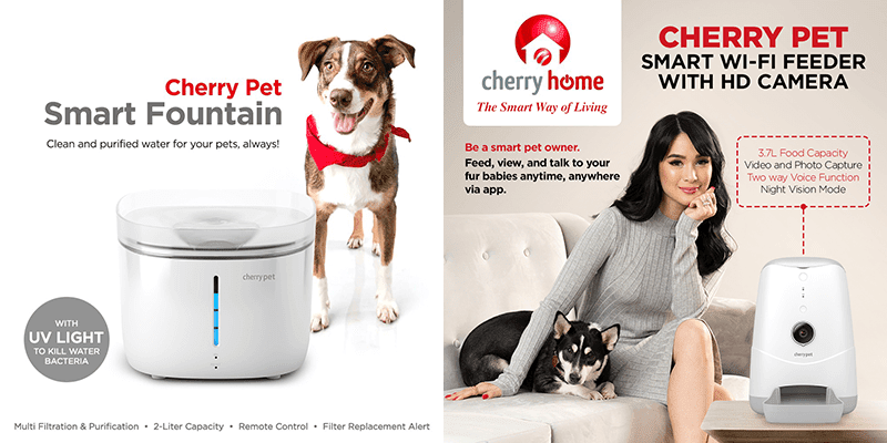 Cherry Mobile announces smart IoT devices for pets