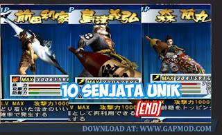 Basara 2 Heroes Apk + Data