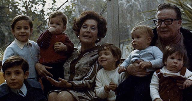 Crítica del documental Allende mi abuelo Allende