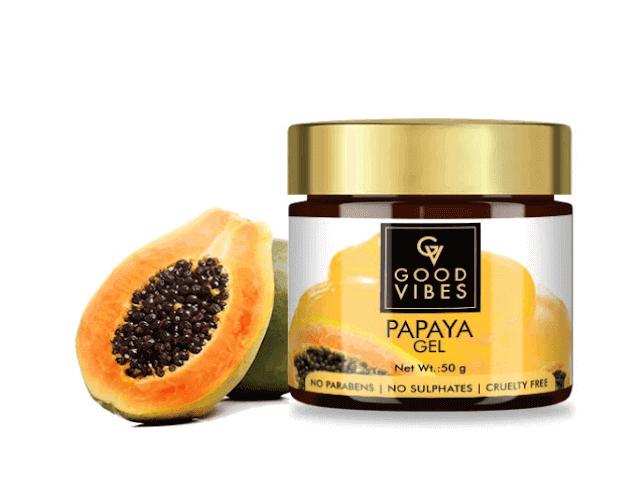 Good Vibes Papaya Gel Review