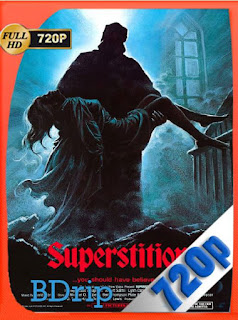 Superstition (1982) BDRip [720p] [Latino] [GoogleDrive] [RangerRojo]