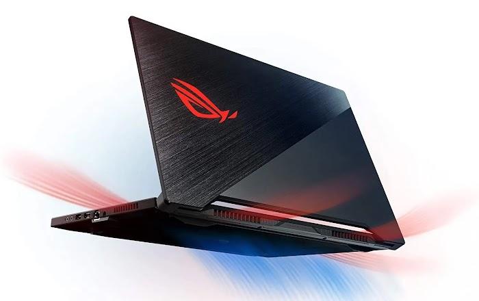 ASUS ROG Zephyrus M thin Gaming Laptop Review