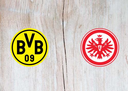 Borussia Dortmund vs Eintracht Frankfurt -Highlights 03 April 2021
