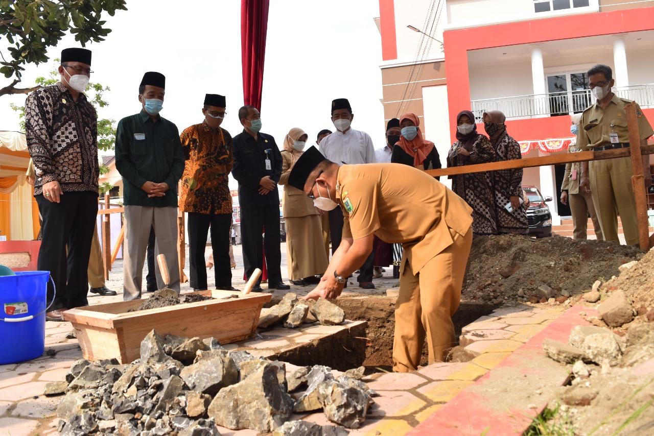 UPB Kebumen Bangun Gedung Terpadu Tiga Lantai Senilai Rp 7 Miliar