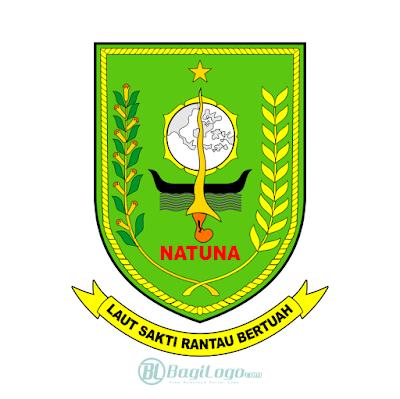 Kabupaten Natuna Logo Vector