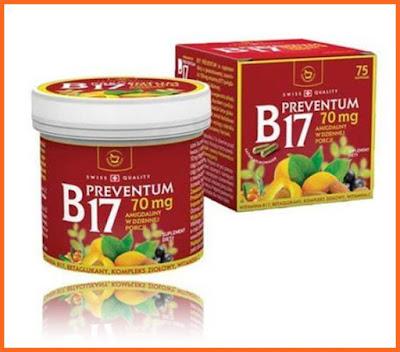 pareri forum Vitamina B17 Preventum amigdalină 70g, 75 cps, Herbamedicus