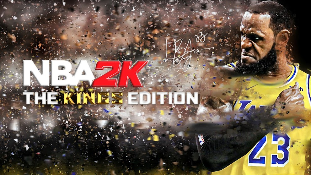 NBA 2K21 THE KINGS EDITION Bootup and Loading Screen BY ARTS