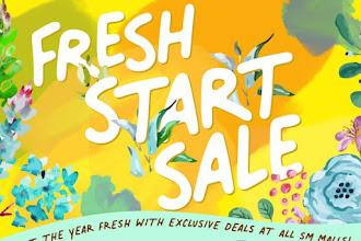 Fresh Start Sale at SM City Urdaneta Central