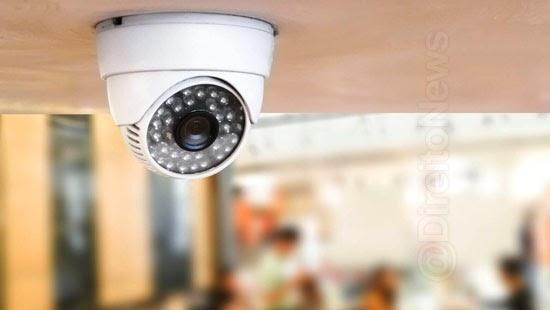 sindico fornecer imagens cameras seguranca morador