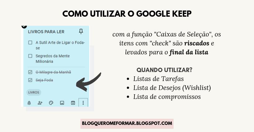 O Guia Completo de Como Utilizar o Google Keep para Se Organizar
