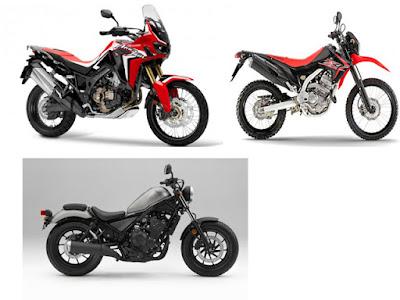 Calon Motor Baru Honda AHM