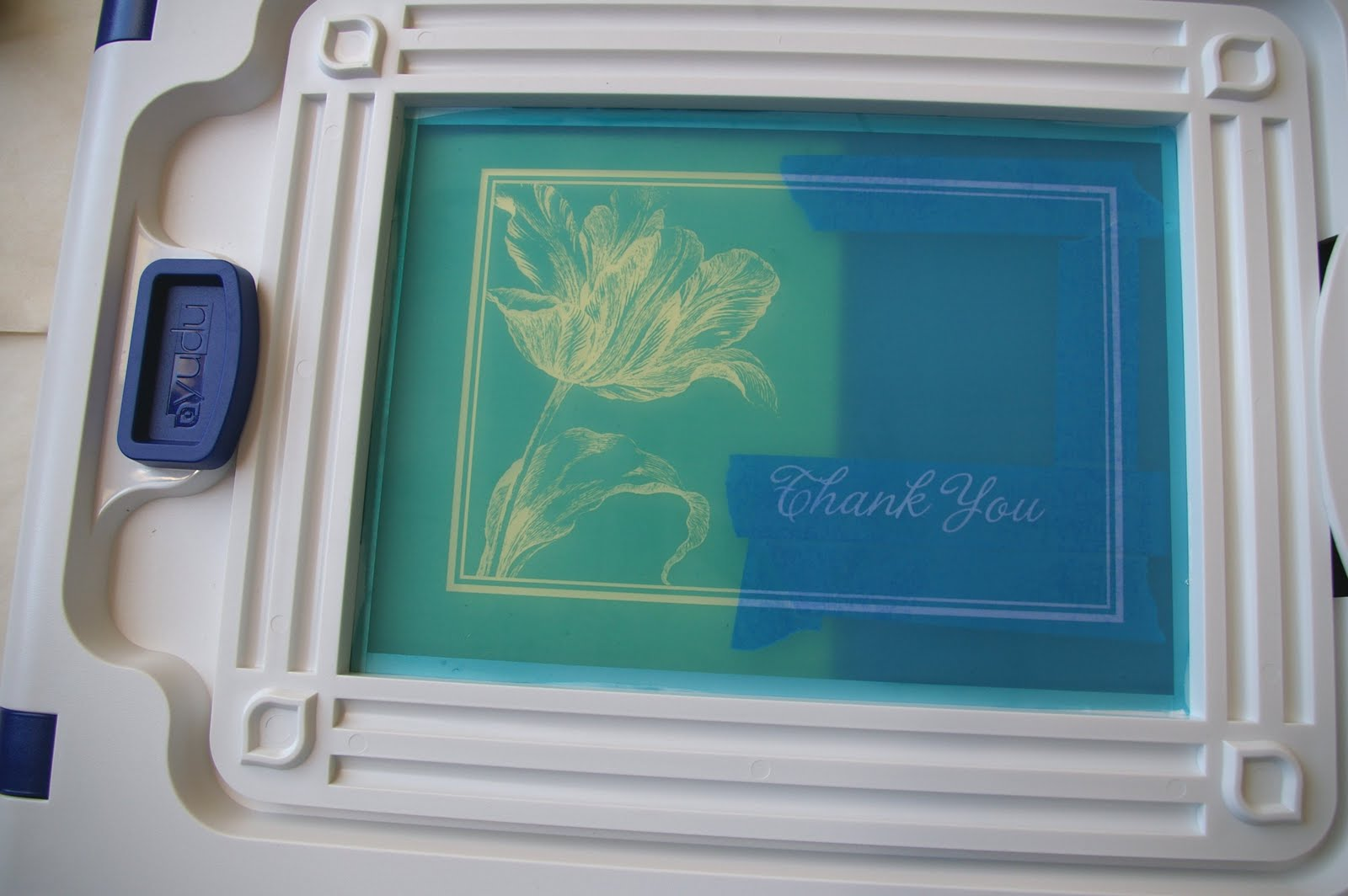 Knit In Your Sleep Screen Printing Experiment With Yudu