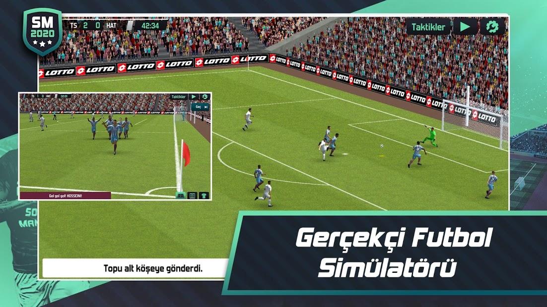 Soccer Manager 2020 Hileli APK