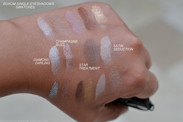 Eyeshadow Bar Single by Buxom #17