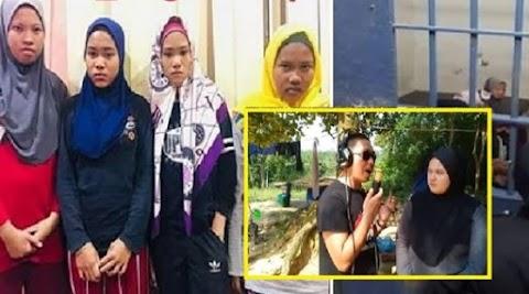 Ini Luahan Hati Keluarga Kepada Gadis Pijak Al Quran