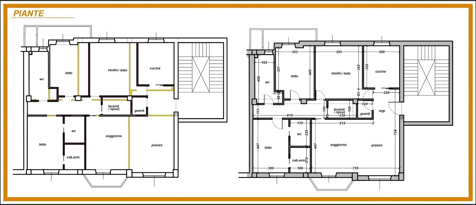 Favoloso ARREDAMENTO E DINTORNI: ristrutturazione appartamento anni 50  FJ21