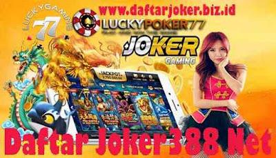Daftar Joker388 Net
