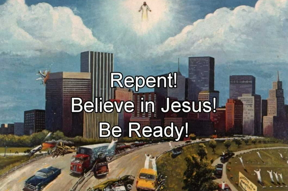 jesus is coming soon  be ready