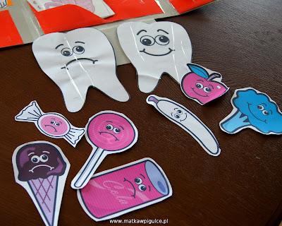 Co lubią ząbki a czego nie