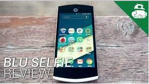 BLU Selfie Harga dan spesifikasi Hp android Selfie