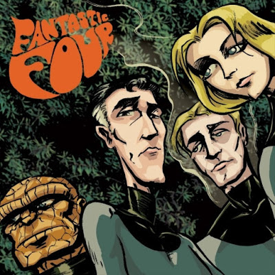 Rubber Soul by the Beatles (The Fantastic Four)