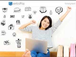 Cara daftrar SerbaPay untuk pulsa gratis