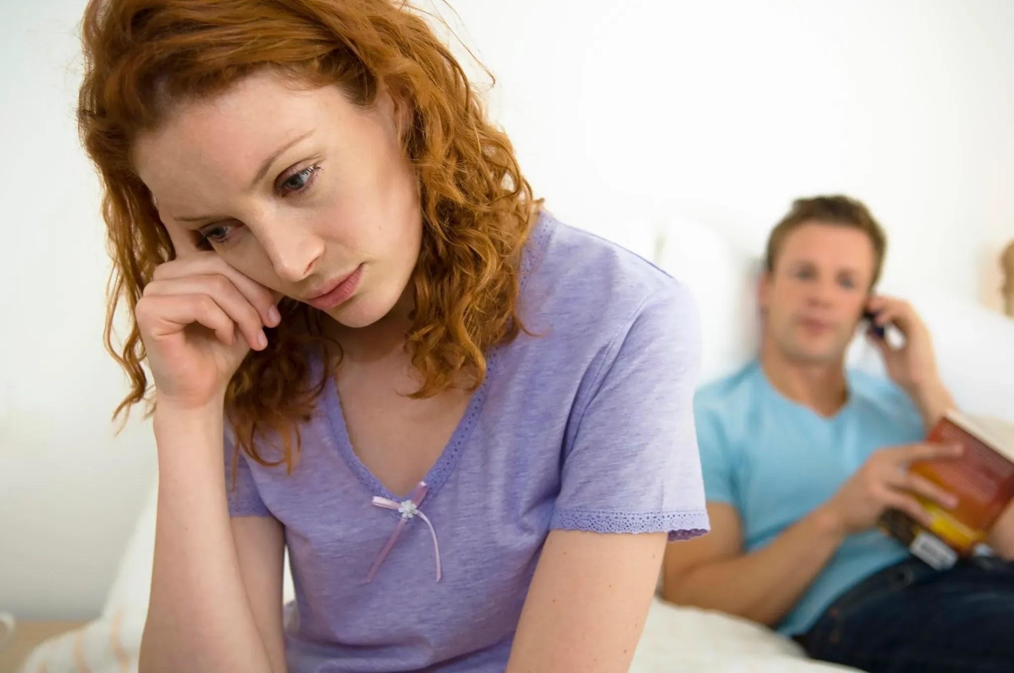 12 Sinais de Que Seu Casamento Pode Ter Acabado
