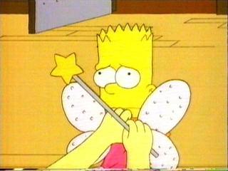 Bart Simpson S Feminine Side Bitch Flicks
